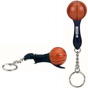 Basketball Maraca Bottle Opener