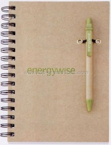 Eco Hard Cover Notebook
