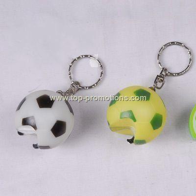 Football bottle opener