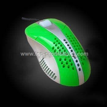 Cool fan mouse with fan inside