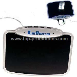 4 Port USB Hub Mouse Pad