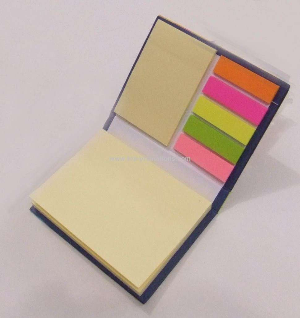 STICKY NOTEBOOK
