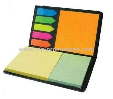 Gift colorful sticky note pad