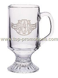 Irish Coffee 10 oz. Clear Glass Mug