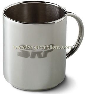 Coffee Mug, Stainless Steel