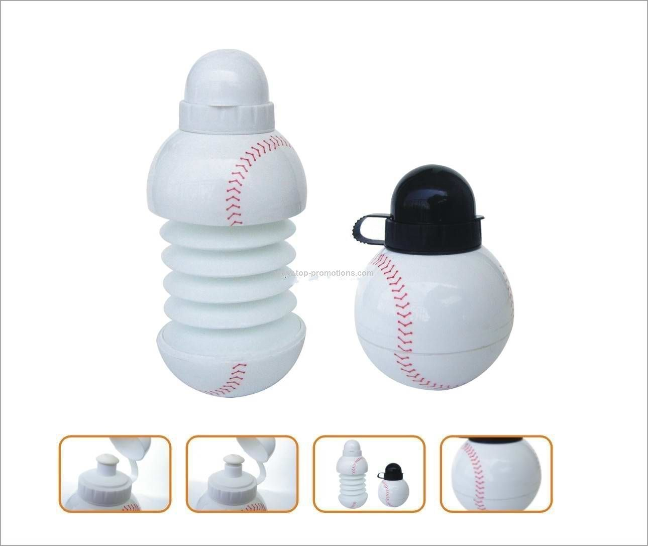 (ball)Collapsible Water Bottle