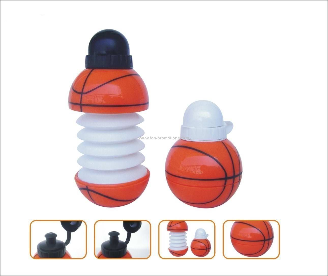 Collapsible Basketball Bottles