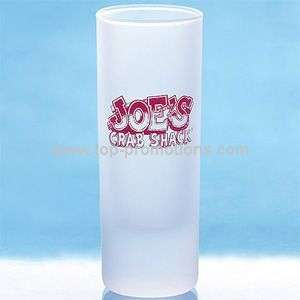 2 oz. Frosted Texas Shooter Shot Glass