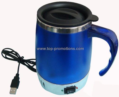 USB Travel Mug,USB Travel Mug Warmer,USB Warmer Mu