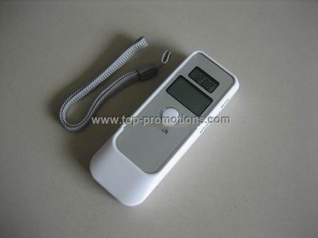 Dual Alcohol Breath Tester