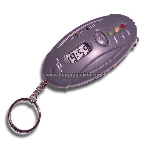 LED Alcohol Breath Tester