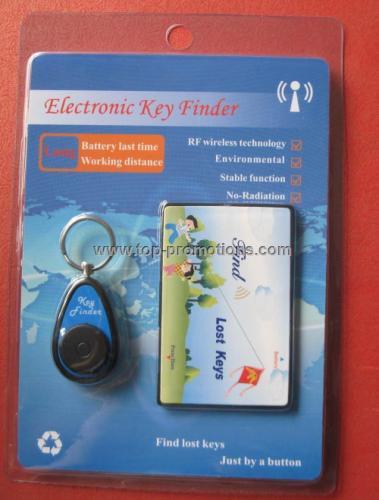 Remote key finder