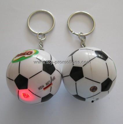 Football LED Key Finder