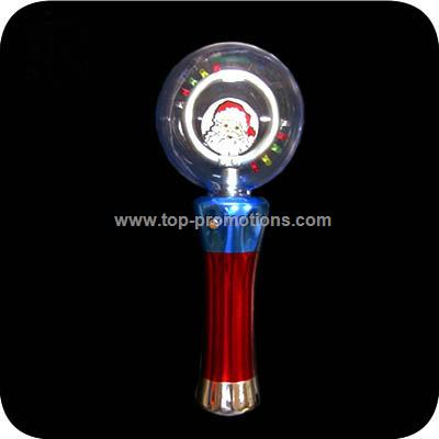 Led Light Up Spinning Wand