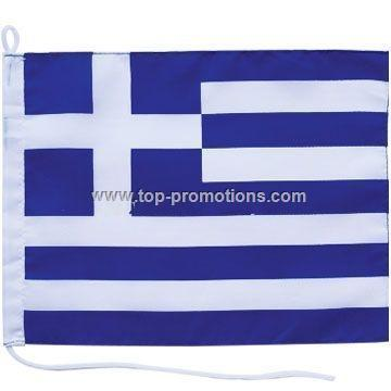 Designed nautical flag 12x18 inch