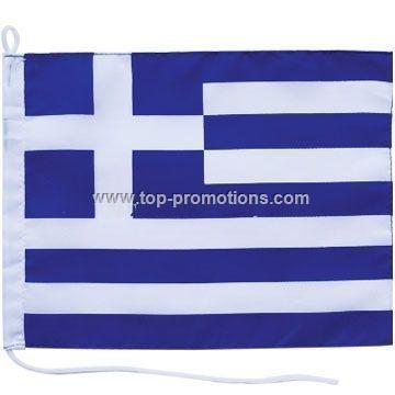 Designed nautical flag 12x18 inch
