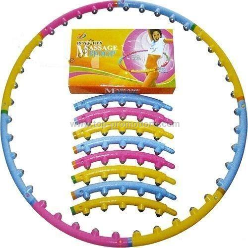 Magnetic Massage Hula Hoop