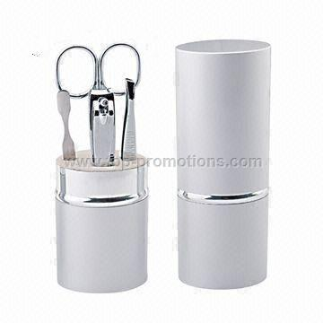Metal Accessories Manicure Set