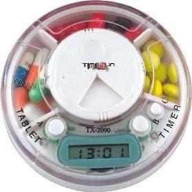 Alarm Pill Box