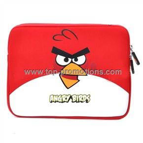 Angry Birds Style Soft Bag