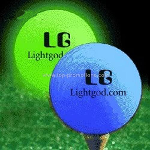 Light Up Golf Ball -Jade Green