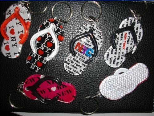 Acrylic Keychains-Slipper