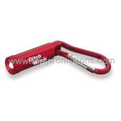 Adva-Lite XLT White LED Carabiner
