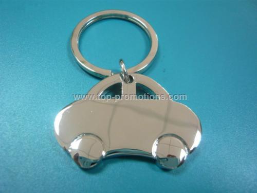 Metal Car Shape keychain
