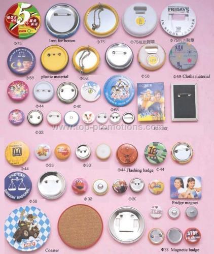 Various badge Flashing badge