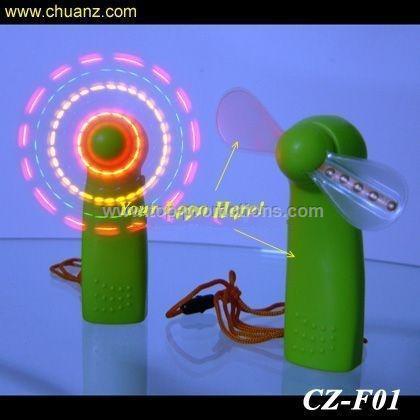 Awesome LED Flashing Fan