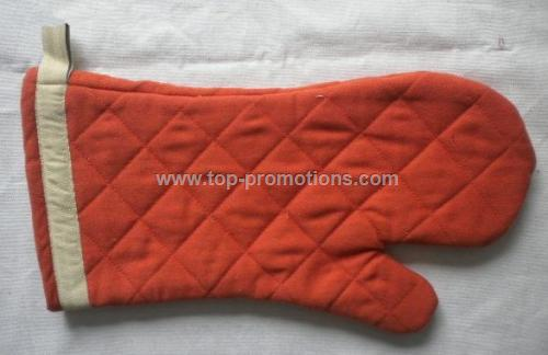 Microwave oven gloves