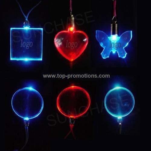 LED promotion necklace