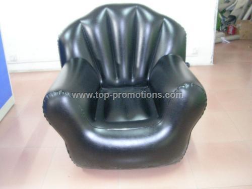 Inflatable single sofa