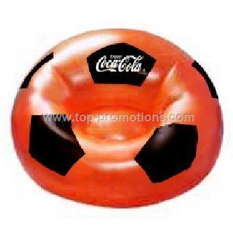 Coca-Cola PVC inflatable sofa