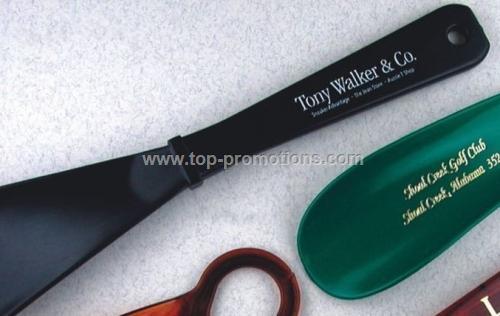 Plastic Shoe Horn (Blank)