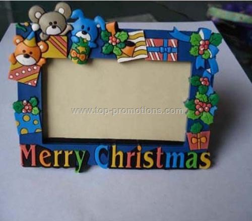 PVC magnet photo frame