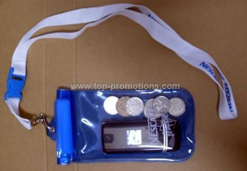 PVC Waterproof mobie phone Bag