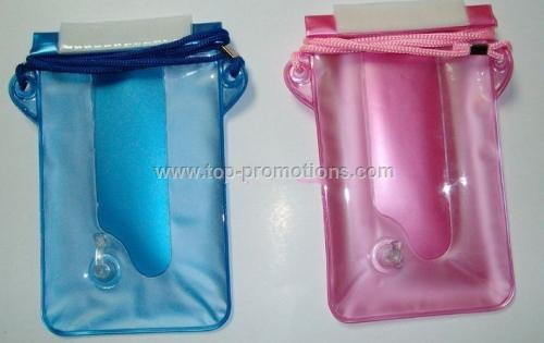 Blank handy waterproof pouch