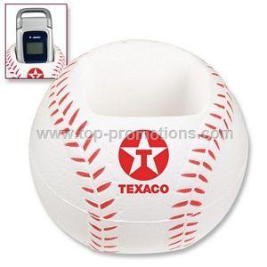 Baseball Cell Phone/Remote Control Holder