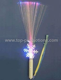 Flashing Fiber Optic Stick