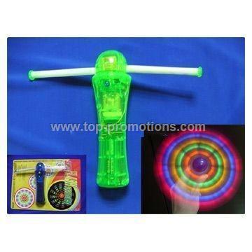 Rainbow Spinning Stick