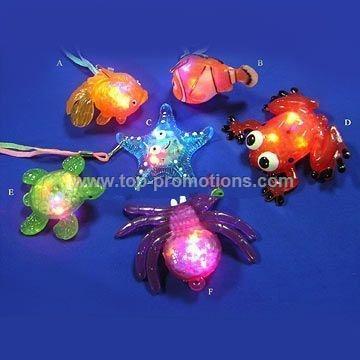 LED Flashing Ainimals