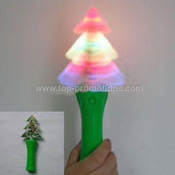 Magic Spinner Ball With Christmas Tree
