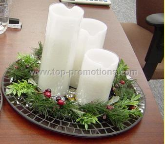 3L flameless LED candles