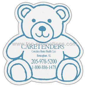 Teddy Bear Shaped Magnet