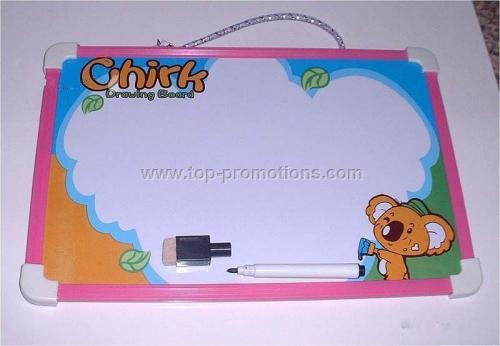 Writing/Clip Magnett Board