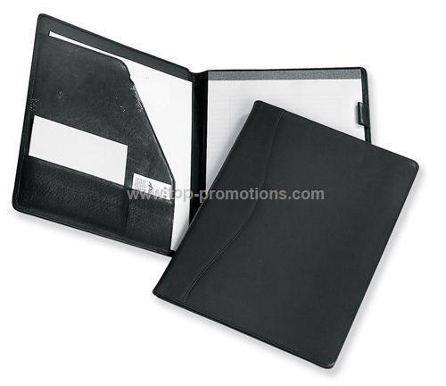 Leather Letter Portfolio