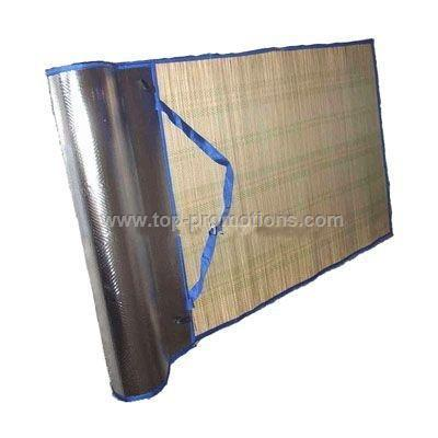 Adiabatic Straw Mats