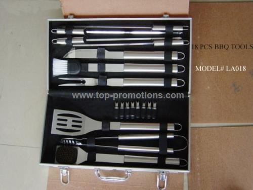 8 PCS BBQ TOOLS SET