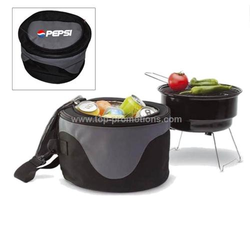 WEEKEND EXPLORER GRILL COOLER